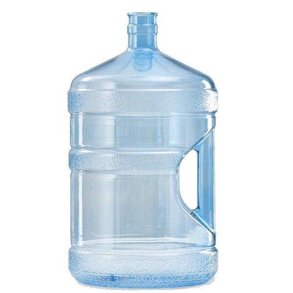Бутыль 19 литров пустая с ручкой