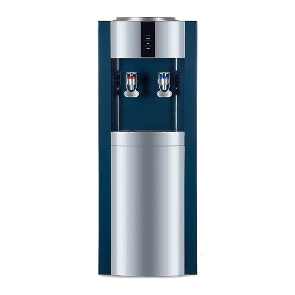Напольный кулер с холодильным отделением «Экочип» V21-LF